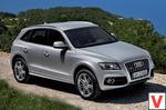 Audi Q5 5 дв. внедорожник 2008 – 2012