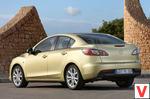 Mazda 3 Sedan 4 ��. ����� 2009 – 2011