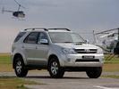 Toyota Fortuner  5 дв. внедорожник 2005 – 2008