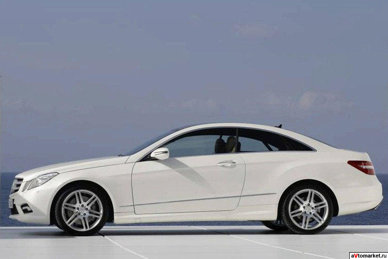 Mercedes E-class 2 дв. купе (2009—2013) (Мерседес Е-Класс ...