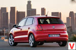 Volkswagen Polo 5 дв. хэтчбек 2009 – 2014