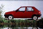 Ford Fiesta 5 дв. хэтчбек 1989 – 1994