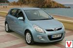Hyundai i20 5 дв. хэтчбек 2009 – 2012