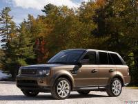Технические характеристики Land Rover Range Rover Sport / Лэнд Ровер