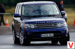Land Rover Range Rover Sport 5 дв. внедорожник 2009 – 2013