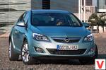 Opel Astra (J) 5 дв. хэтчбек 2010 – 2012