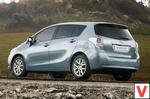 Toyota Verso 5 дв. минивэн 2009 – 2013