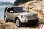 Land Rover Discovery IV 5 дв. внедорожник 2009 – 2014