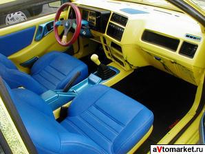 Фото Ford Sierra 3 дв. хэтчбек (1983 - 1987) - Фотографии автомобилей