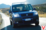 Fiat Doblo Panorama  5 дв. минивэн 2005 – 2010