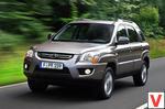 Kia Sportage 5 дв. внедорожник 2008 – 2010