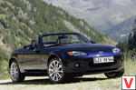 Mazda MX-5 Roadster Coupe  2 дв. родстер 2008 – 2012