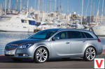 Opel Insignia Sports Tourer  5 дв. универсал 2009 – 2013