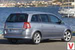 Opel Zafira (B) 5 дв. минивэн 2008 – 2011