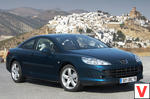 Peugeot 407 Coupe  2 ��. ���� 2008 – 2009