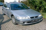 Honda Accord 4 дв. седан 1996 – 1998