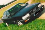 Audi 200 (44, 44Q) 4 дв. седан 1984 – 1991