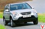 Honda CR-V 5 дв. внедорожник 2002 – 2004