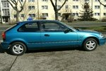 Honda Civic 3 дв. хэтчбек 1995 – 2001