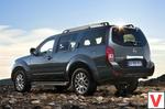Nissan Pathfinder 5 ��. ����������� 2010 – 2012