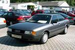 Audi 80 (89, 89Q, 8A, B3) 4 дв. седан 1986 – 1991