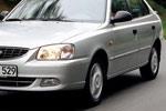 Hyundai Accent (LC2) 4 дв. седан 2003 – 2005