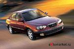 Hyundai Elantra 4 дв. седан 2000 – 2003