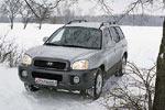Hyundai Santa Fe 5 дв. внедорожник 2000 – 2004