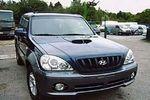 Hyundai Terracan 5 дв. внедорожник 2001 – 2004