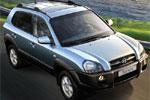 Hyundai Tucson 5 ��. ����������� 2004 – 2009