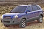 Hyundai Tucson 5 дв. внедорожник 2004 – 2009