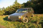Jeep Cherokee 5 дв. внедорожник 1991 – 1997