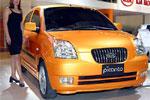 Kia Picanto 5 дв. хэтчбек 2004 – 2007