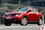 Nissan Juke  5 дв. кроссовер 2010 – 2014