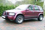 Kia Sportage 5 дв. внедорожник 1994 – 1999