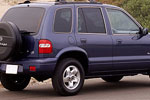 Kia Sportage 5 дв. внедорожник 1999 – 2003