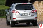 Hyundai Santa Fe 5 дв. внедорожник 2010 – 2012