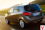 Opel Meriva 5 ��. ������� 2010 – 2013
