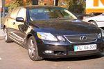 Lexus GS 4 дв. седан 2005 – 2007