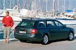 Audi A6 Avant (C5, 4B) 5 дв. универсал 2001 – 2004