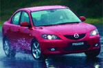 Mazda 3 Sedan 4 дв. седан 2003 – 2006