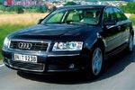 Audi A8 (D3, 4E) 4 дв. седан 2002 – 2007