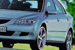 Mazda 6 4 дв. седан 2002 – 2005