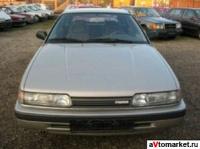 mazda 626 glx 2.0i coupe технические характеристики