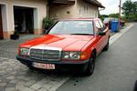 Mercedes 190 (W201) 4 дв. седан 1983 – 1988