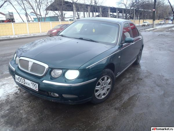 ������� Rover 75 2000 �.�.! �������� omgsn
