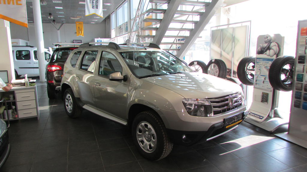 ������� Renault Duster 2014 �.! �������� ������������