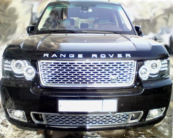 отзывы land rover vogue