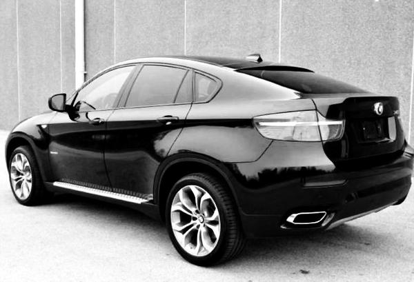 BMW X6 xDrive 35i 306hp. Жгучий баварец.