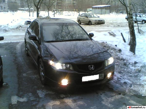 Honda Accord Type S 2003.